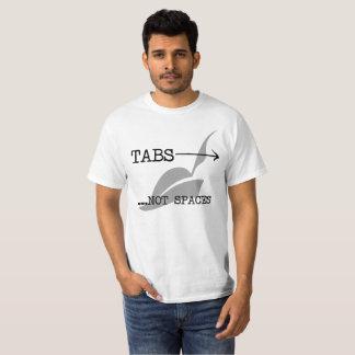 Den Pied pipblåsaren Tabs skjortan - Silicon Tröjor