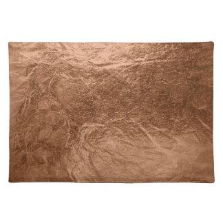 Den PixDezines abstrakt/fauxen brons Bordstablett