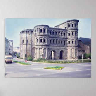 Den Porta nigraen, 4th århundrade Poster