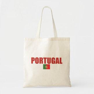 Den Portugal flagga hänger lös Budget Tygkasse