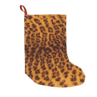 Den prickiga Leopardtrycksvarten flår Liten Julstrumpa