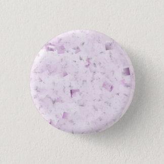 Den purpurfärgade konfettianpassadet knäppas mini knapp rund 3.2 cm
