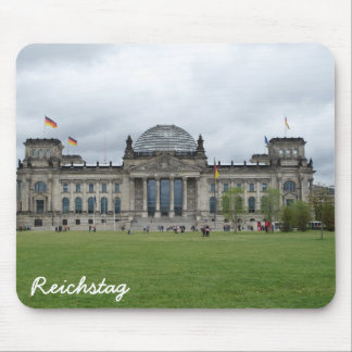 Den Reichstag byggnaden, Berlin Musmatta