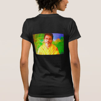 Den REIKI-GuruOmMantra mantraen avfyrar Buddha T-shirt