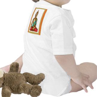 Den REIKI-GuruOmMantra mantraen avfyrar Buddha Body För Baby