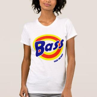 Den rena basen driver t-shirts