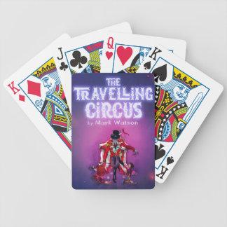 Den resande cirkusen spelkort