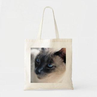 Den reserverade Siamese katten CTC L.I.F.E. hänger Tygkasse