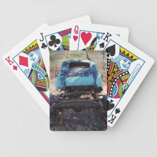 Den Retro beasten återstår Spelkort