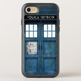 Den Retro roliga polispåringningen boxas OtterBox Symmetry iPhone 7 Skal