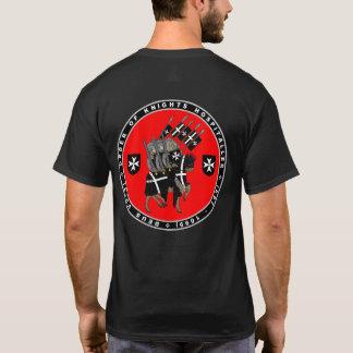 Den riddareHospitaller marschen som slåss, Tee Shirts