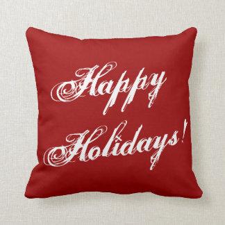 Den röda julen kudder soffan för det | kudde