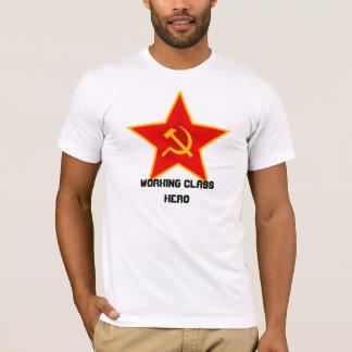 """Den röda stjärna""""klassificerar arbetet hjälte"""" tee"""