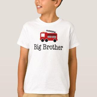 Den röda storebrodern avfyrar lastbilen tshirts