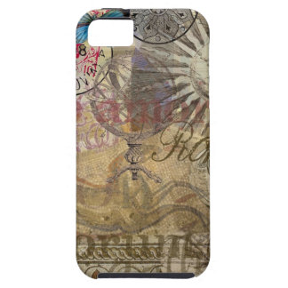 Den Rome vintageitalien reser Collage iPhone 5 Case-Mate Cases