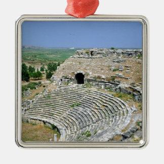 Den romerska theatren, 1st-2nd århundradeANNONS Julgransprydnad Metall