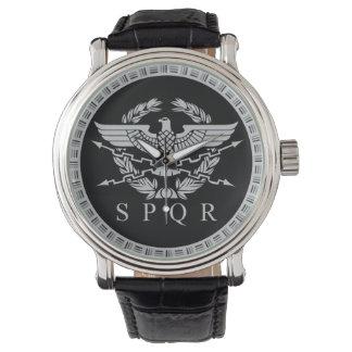 Den romerska väldeEmblemwatch.en Armbandsur