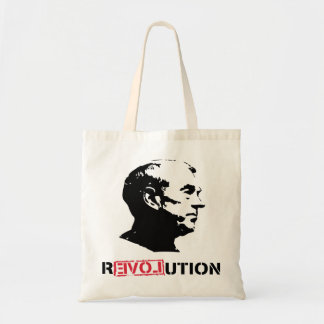 Den Ron Paul revolutiontotot hänger lös Tygkasse