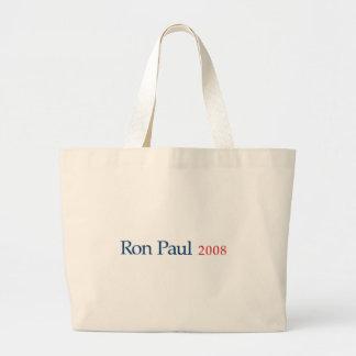 Den Ron Paul totot hänger lös Jumbo Tygkasse