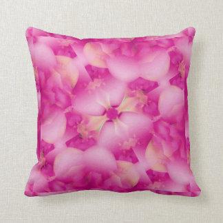 Den rosa blommaamerikanen MoJo kudder Kuddar