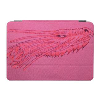 Den rosa drakehuvudIpad kortkortet täcker iPad Mini Skydd