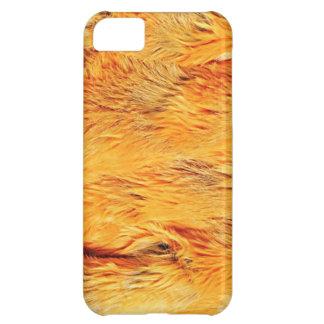 den rostiga bruna konstbrännskadan röker abstrakt iPhone 5C fodral