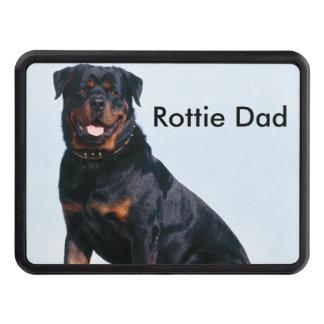 Den Rottweiler haken täcker, personifierar det! Skydd För Dragkrok