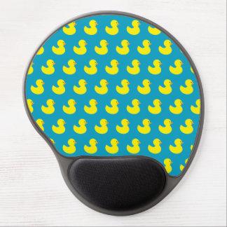 Den Rubber Ducky mönsterGelmusen vadderar Gel Musmatta