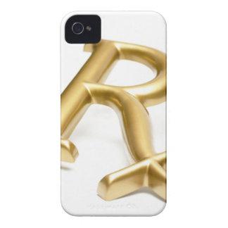 Den Rx drogen undertecknar Case-Mate iPhone 4 Skydd