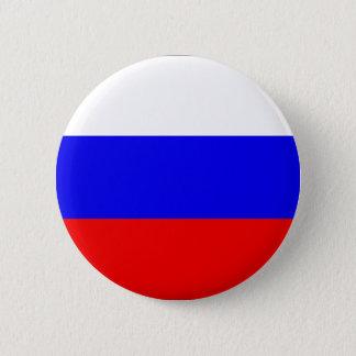 Den ryska flagga knäppas standard knapp rund 5.7 cm