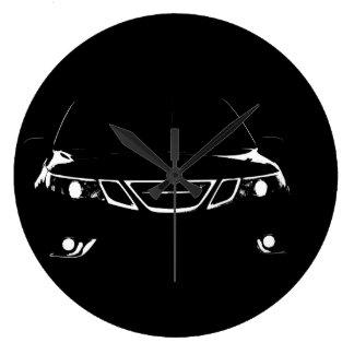 Den Saab väggen tar tid på Stor Klocka
