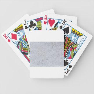 Den salt makroen som bakgrund strukturerar spelkort