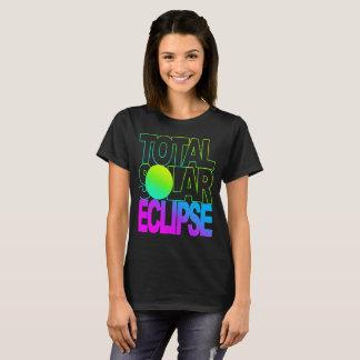 Den sammanlagda sol- förmörkelsen lurar den Trop T-shirts