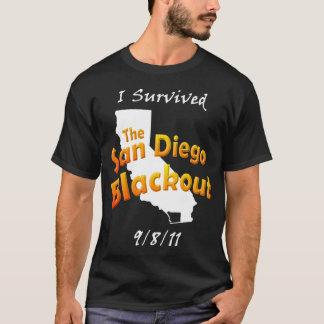 Den San Diego blackouten - 9/8/11 Tee