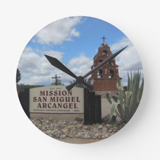 Den San Miguel beskickningen sätta en klocka på