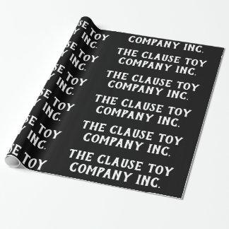 Den Sats Leksak Företag Inc. svarten - Presentpapper