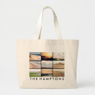 Den sceniska Hamptonsen hänger lös Jumbo Tygkasse