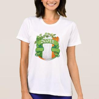 Den Scott irländare skyddar Tee Shirt