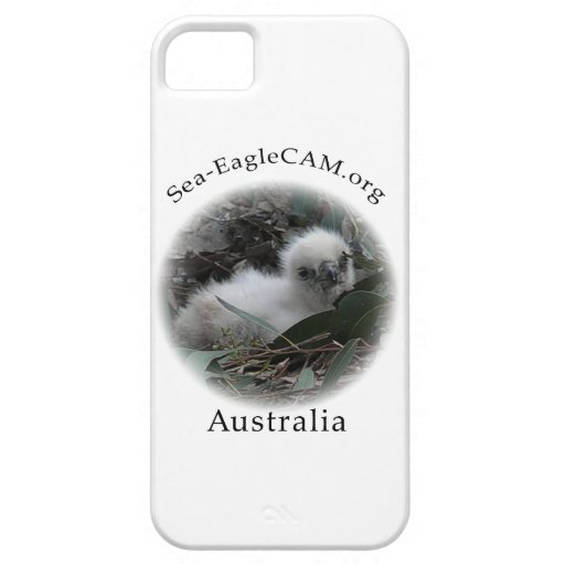 Den SeaEagle hatchlingen ringer jag fodral iPhone 5 Case-Mate Cases
