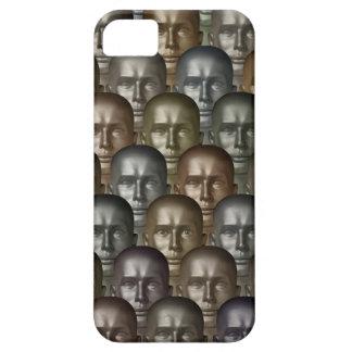 Den Sentient AndroidiPhonen 5/5s täcker iPhone 5 Case-Mate Skal