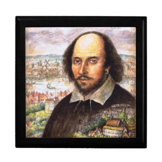 Den Shakespeare porträttgåvan boxas Presentförpackningar
