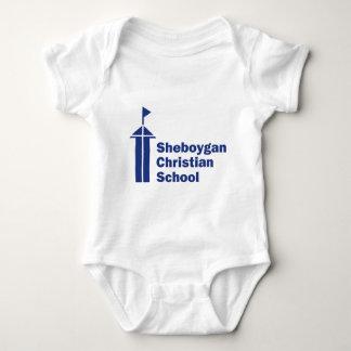 Den Sheboygan kristen skolar T Shirts