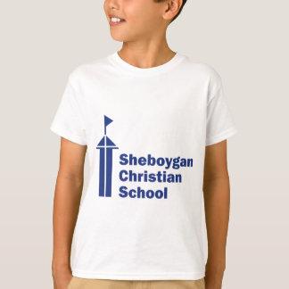 Den Sheboygan kristen skolar T-shirts