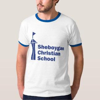 Den Sheboygan kristen skolar Tee