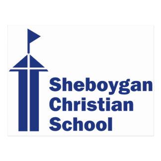 Den Sheboygan kristen skolar Vykort