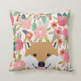 Den Shiba Inu hund aveln kudder den hem- dekoren Kudde