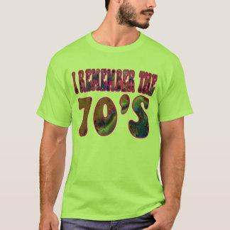 Den Shirt. för 70-tal T T Shirts
