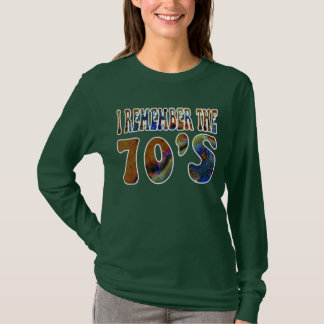Den Shirt. för 70-tal T Tshirts