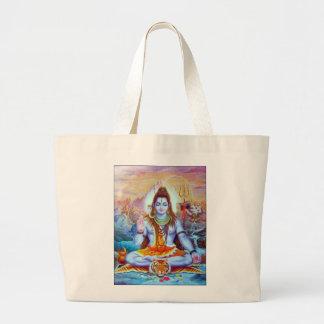 Den Shiva totot hänger lös - version 1 Jumbo Tygkasse