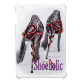 Den Shoeholics ormen skor häliPadfodral iPad Mini Mobil Skal
